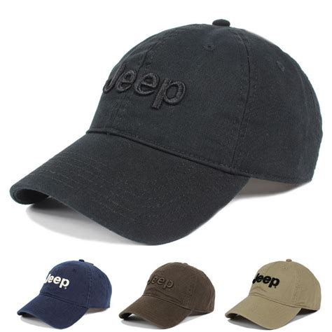 Jeep Baseball Cap Jeep S Cotton Hat Baseball Cap Golf Hat Casual