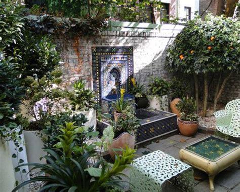 Moroccan Garden Ideas Moroccan Garden Houzz