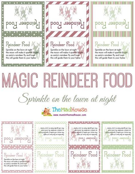 printable reindeer legs 17 best ideas about reindeer food on pinterest magic