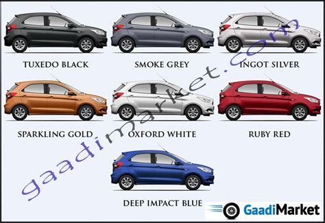 ford figo all colours 1000 images about ford colour options on ford