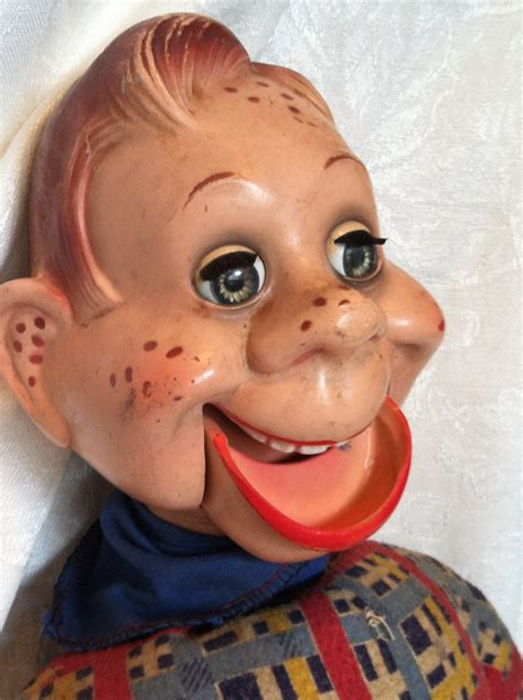 Howdy Doody L by Howdy Doody Doll Circa 1940 S 1950 S Ideal