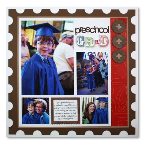 scrapbook layout graduation graduation layout scrapbook layouts pinterest