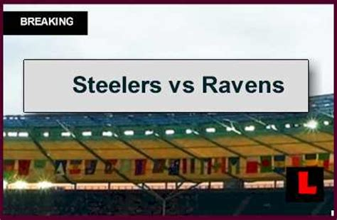 score of the rams today score steelers football today free programs