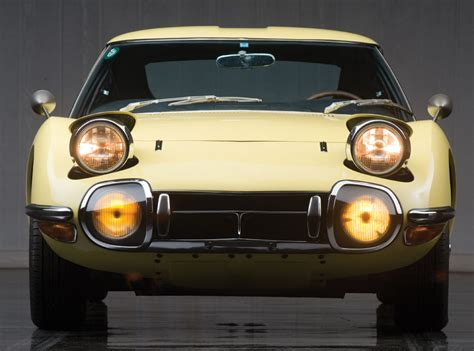 Toyota Costly Car Toyota 2000gt Most Expensive Asian Car Sold At Auction