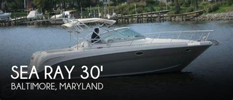 sea ray boats for sale maryland sea ray 290 amberjack boats for sale in maryland