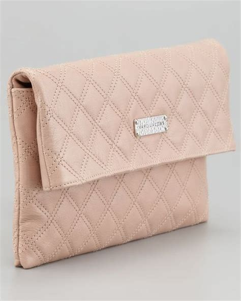 Marc Quilted Eugenie Purse by Marc Eugenie Baroque Quilted Leather Clutch Bag In