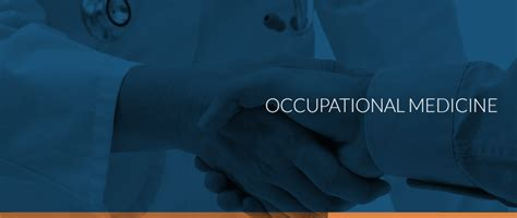 occupational medicine northwest specialty hospital