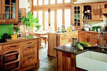 Natural Kitchen Design by Natural Shaker Cabinets Kitchens Pinterest