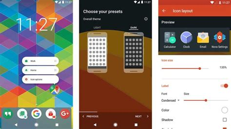 nova launcher 15 best android launcher apps of 2017