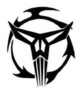 The symbol of the mandalorian neo crusaders is the first recorded use