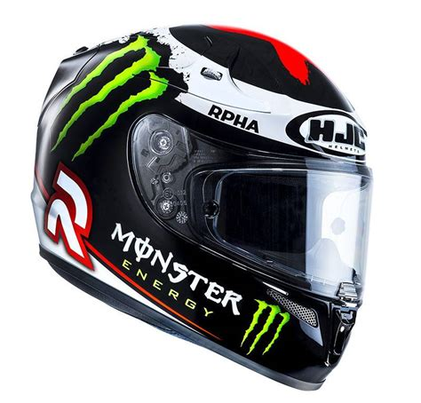HJC Jorge Lorenzo RPHA 10 helmet   Champion Helmets