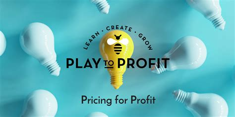 Pricing For Profit workshop pricing for profit for small businesses east sheen
