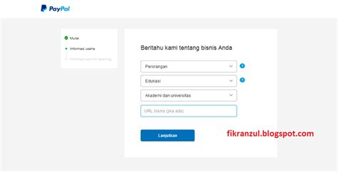 membuat paypal indonesia fikezu s blog cara membuat akun paypal indonesia terbaru
