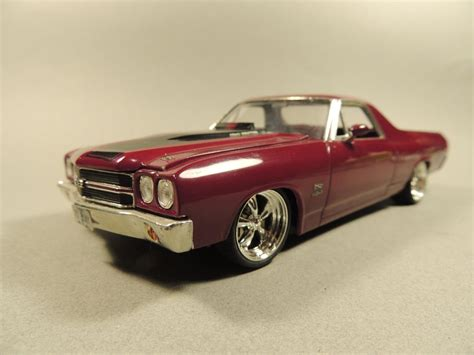 70 El Camino by Building A 70 Chevrolet El Camino Car Kit News