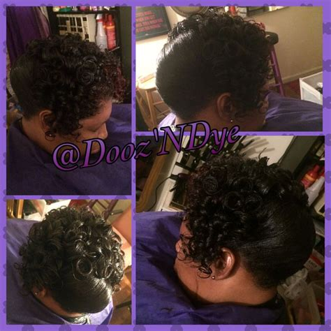 easy care permed hairstyles 54 best images about dooz ndye on pinterest updo