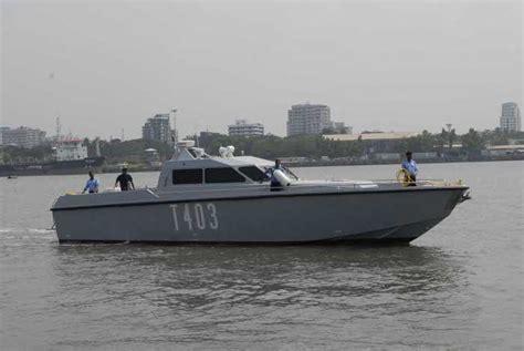 buy a boat qatar coastal defence fast interceptor craft joins indian navy