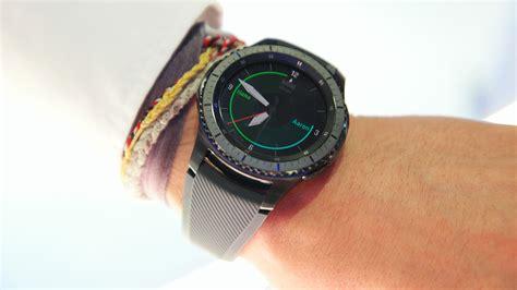 Smartwatch Samsung S3 samsung gear s3 smartwatch australian on gizmodo