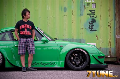 rauh welt porsche green rauh welt begriff 187 more japan blog