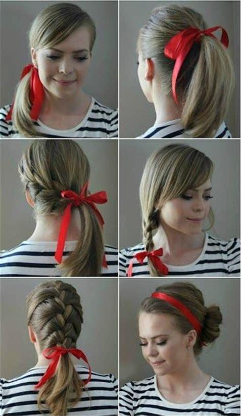 como colocar la cinta en los peinados de nia como colocar la cinta en los peinados de nia crear