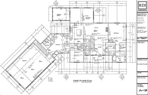 floor plan residential floor plans drawings residential design inc