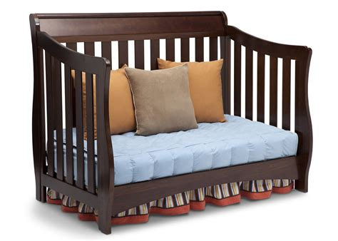 convert crib to daybed bentley s series 4 in 1 crib delta children s products