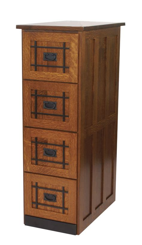 Mission File Cabinet by Jake S Amish Furniture Mfc4 Mission File Cabinet