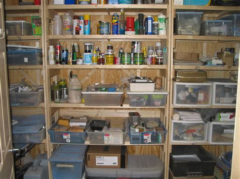 home storage options garage wood shelf plans pdf woodworking