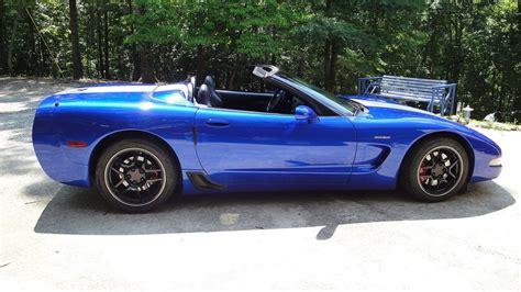 2001 chevrolet corvette z06 convertible u229 kissimmee 2012
