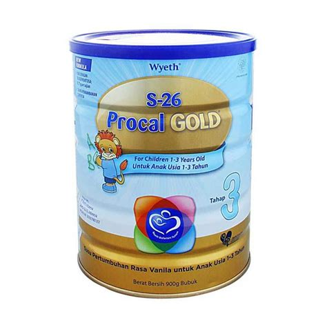 S26 Procald Gold Tahap 3 jual groceries s26 procal gold tahap 3 formula 900