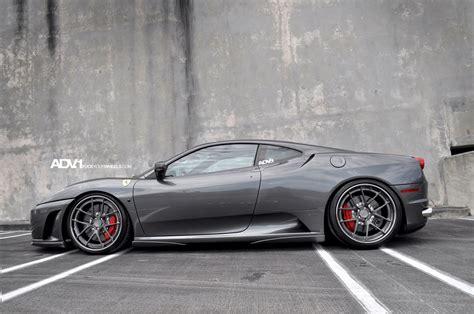 Wheels Racer F430 Spider Grey Black f430 gets adv 1 wheels autoevolution