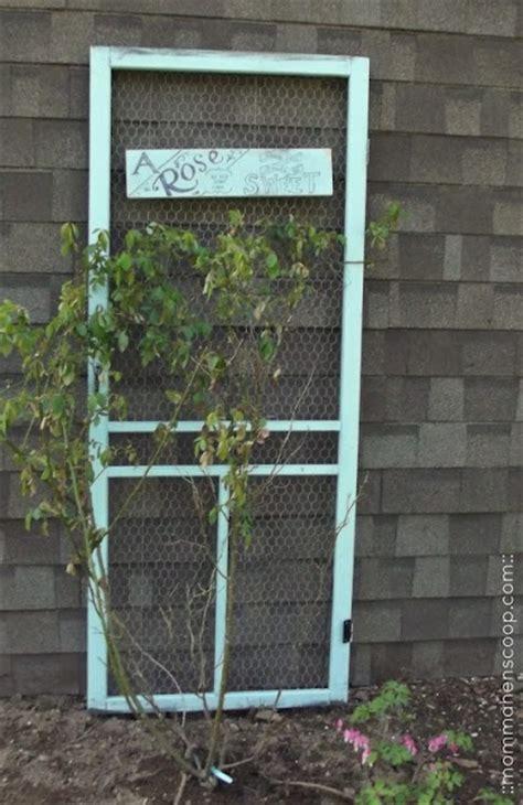 Door Trellis screen door trellis must add a sign to me trellis doors and windows ideas