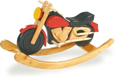 a dondolo motocicletta a dondolo