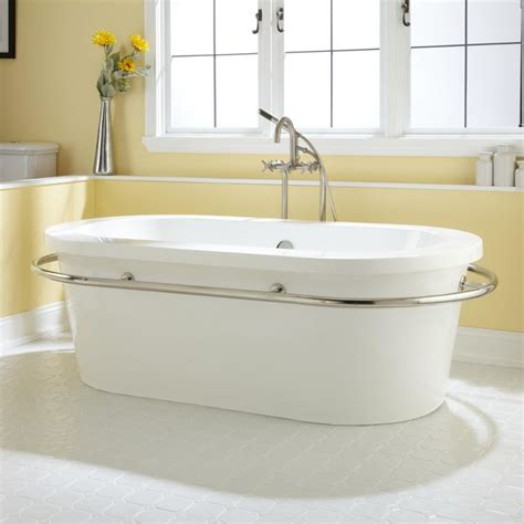 clean acrylic bathtub 1000 ideas about acrylic tub on pinterest natural