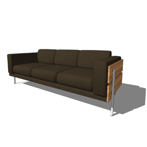 sofa habitat robin day 3 3d model formfonts 3d models textures