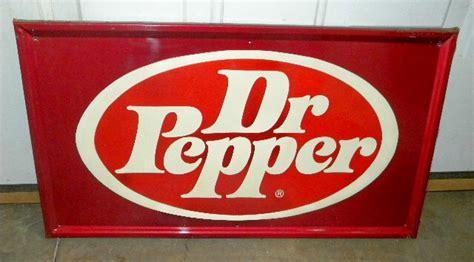 pop signs photo dr pepper nos soda pop sign