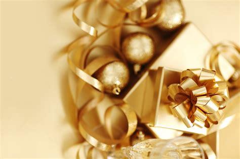 golden christmas decorations christmas photo 22230550
