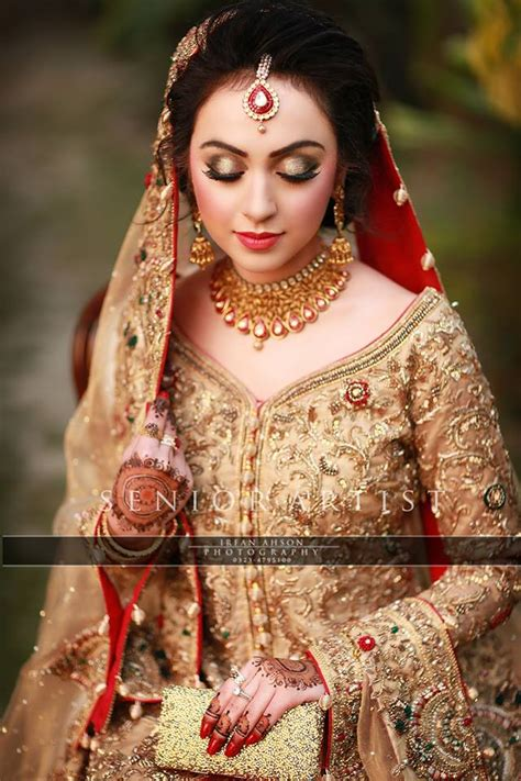 Bungalie Maxi best bridal barat dresses designs collection 2018 19 for wedding brides