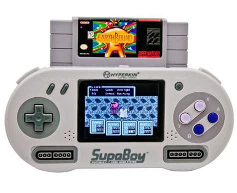 console portatili nintendo supaboy portable pocket snes console noveltystreet