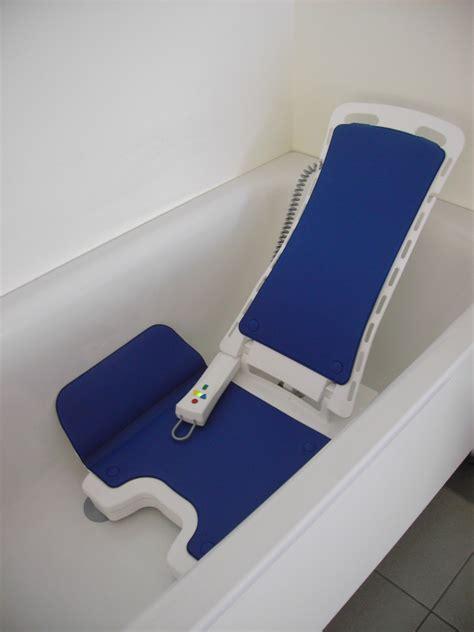 Roma Bathroom by Bellavita Classic White Bath Lift Mobility Solutions