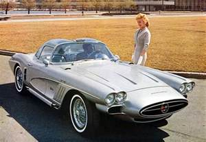 bill mitchell s chariot 1958 corvette xp 700 gm authority
