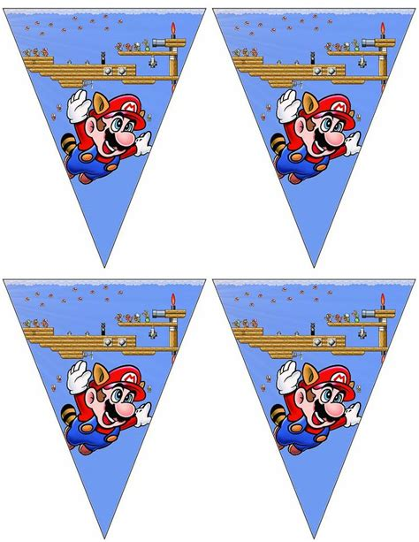 printable mario banner 112 best images about mario bro on pinterest prado