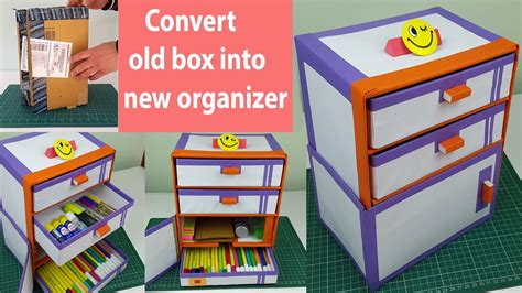 how to make desk organizers how to make a desk organizer drawer organizer out of