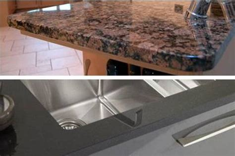 Difference Between Quartz And Granite Countertops by Differences Between Quartz Granite Ehow Autos Post