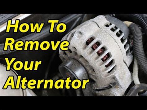 service manual how to remove alternator on a 2005 kia spectra service manual remove