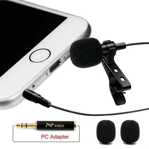 iphone microphone external mic for iphone