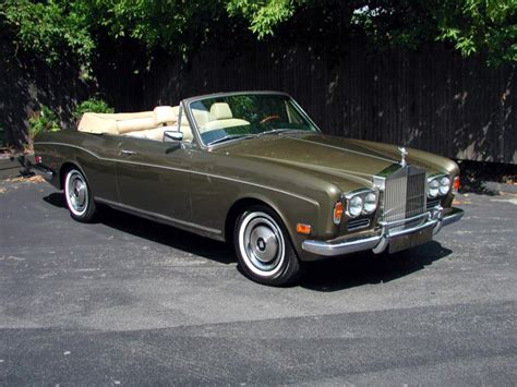 1971 rolls royce corniche 1971 rolls royce corniche information and photos momentcar
