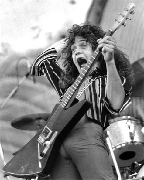 Edward Van Halen Guitar amps effect collection tone guitar