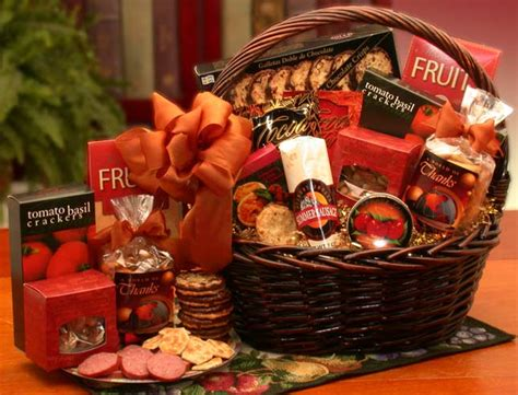 Baskets For Gifts - top 8 gift baskets ideas by chockyfoodie ifood tv