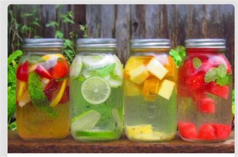 Fruit Vegetable Detox Recipes by Fruit Detox Waster Recipes Trusper