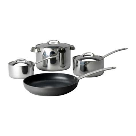 favorit 7 cookware set ikea
